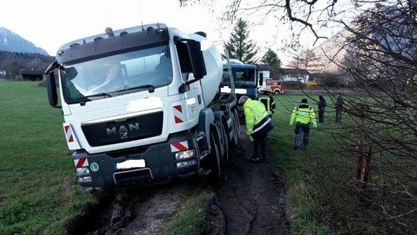 Technische Hilfeleistung vom 23.11.2017  |  (C) Feuerwehr Bad Reichenhall (2017)