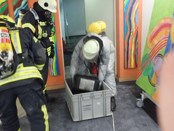 Brandeinsatz vom 16.02.2017  |  (C) Feuerwehr Bad Reichenhall (2017)