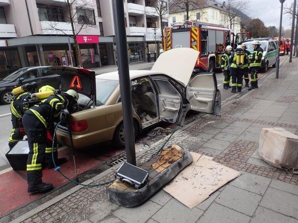 Brandeinsatz vom 14.03.2018  |  (C) Feuerwehr Bad Reichenhall (2018)