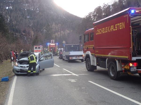 Technische Hilfeleistung vom 03.04.2018  |  (C) Feuerwehr Bad Reichenhall (2018)
