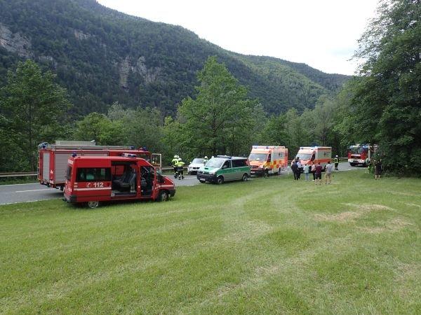 Technische Hilfeleistung vom 24.06.2018  |  (C) Feuerwehr Bad Reichenhall (2018)