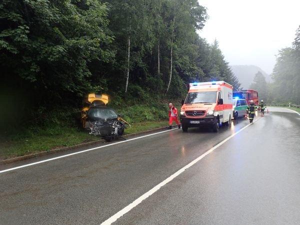 Technische Hilfeleistung vom 28.06.2018  |  (C) Feuerwehr Bad Reichenhall (2018)