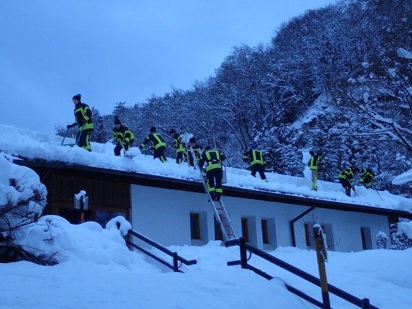 Technische Hilfeleistung vom 12.01.2019  |  (C) Feuerwehr Bad Reichenhall (2019)