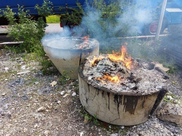 Brandeinsatz vom 29.05.2021  |  (C) Feuerwehr Bad Reichenhall (2021)