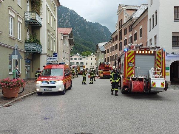 Brandeinsatz vom 03.08.2021     (C) Feuerwehr Bad Reichenhall (2021)