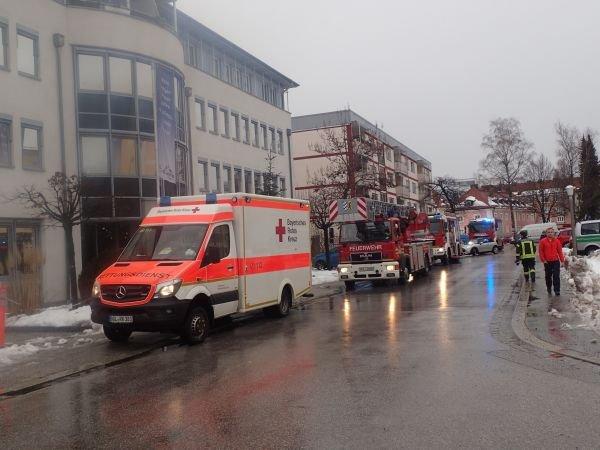Brandeinsatz vom 07.01.2019  |  (C) Feuerwehr Bad Reichenhall (2019)