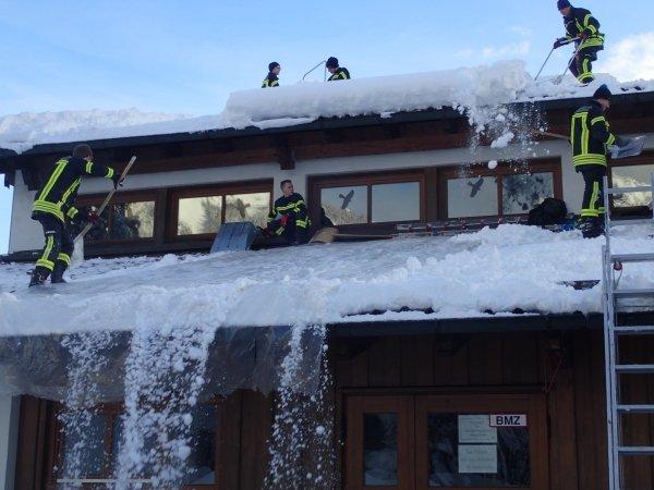 Technische Hilfeleistung vom 11.01.2019  |  (C) Feuerwehr Bad Reichenhall (2019)