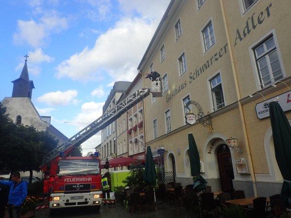 Technische Hilfeleistung vom 10.10.2019  |  (C) Feuerwehr Bad Reichenhall (2019)