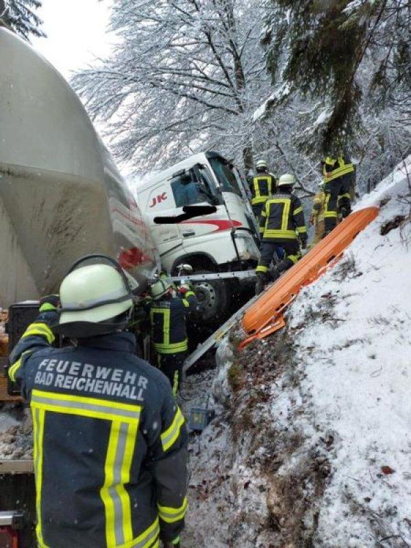 Technische Hilfeleistung vom 13.01.2021  |  (C) Feuerwehr Bad Reichenhall (2021)