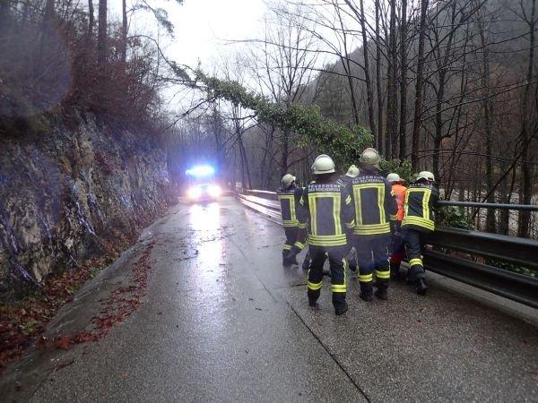 Technische Hilfeleistung vom 24.12.2018  |  (C) Feuerwehr Bad Reichenhall (2018)