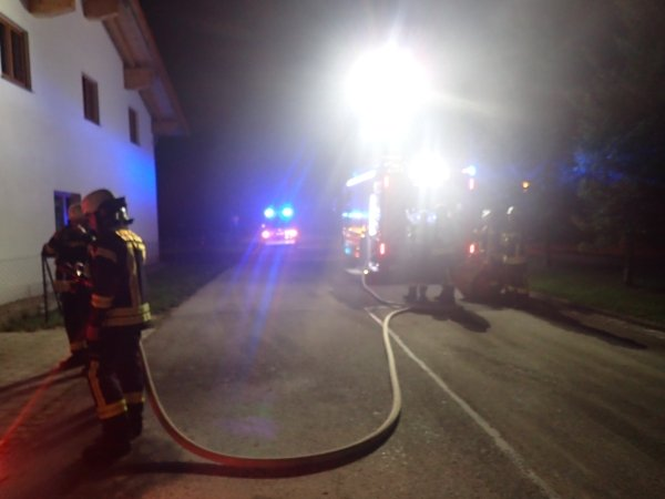Brandeinsatz vom 12.08.2019  |  (C) Feuerwehr Bad Reichenhall (2019)