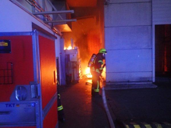 Brandeinsatz vom 18.10.2019  |  (C) Feuerwehr Bad Reichenhall (2019)