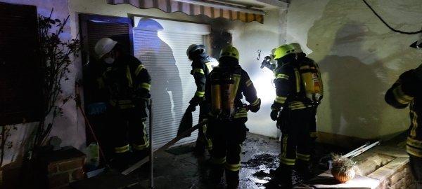 Brandeinsatz vom 20.01.2021  |  (C) Feuerwehr Bad Reichenhall (2021)