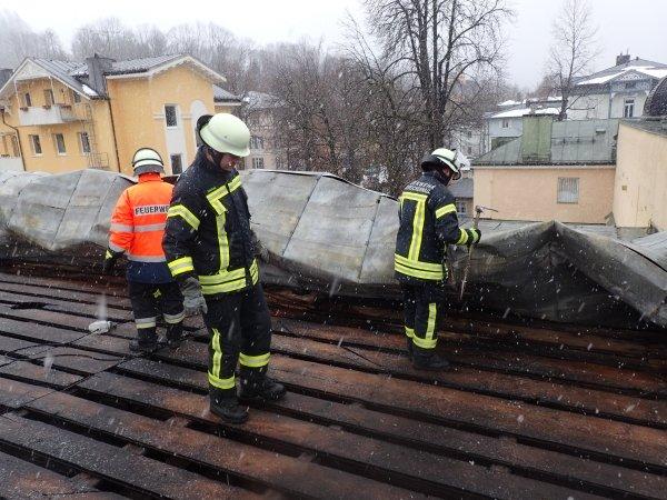 Technische Hilfeleistung vom 11.02.2019  |  (C) Feuerwehr Bad Reichenhall (2019)