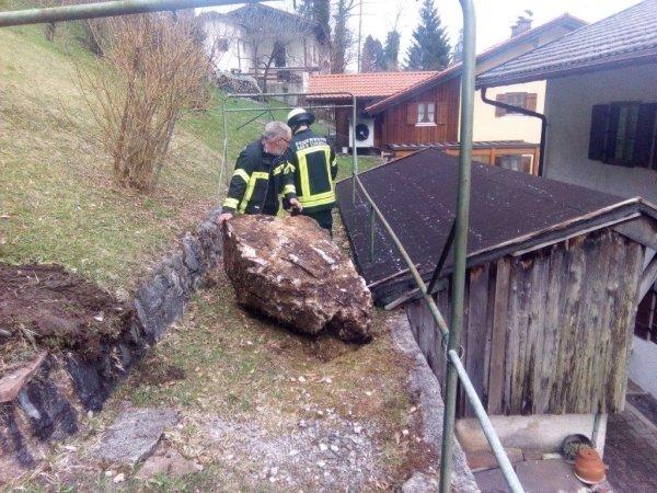 Technische Hilfeleistung vom 16.03.2019  |  (C) Feuerwehr Bad Reichenhall (2019)