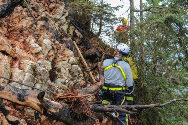 Brandeinsatz vom 01.07.2019  |  (C) Feuerwehr Bad Reichenhall (2019)