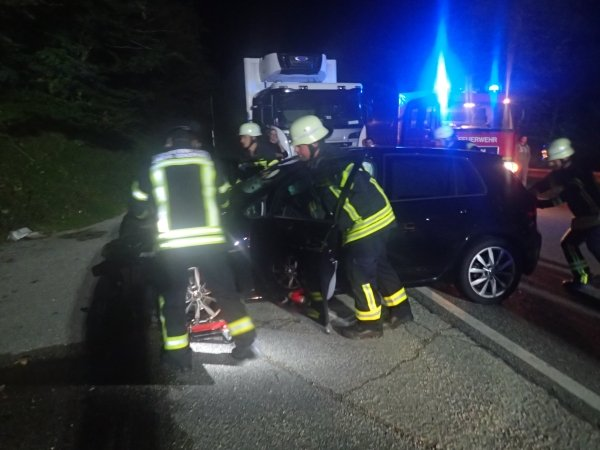 Technische Hilfeleistung vom 27.09.2019  |  (C) Feuerwehr Bad Reichenhall (2019)