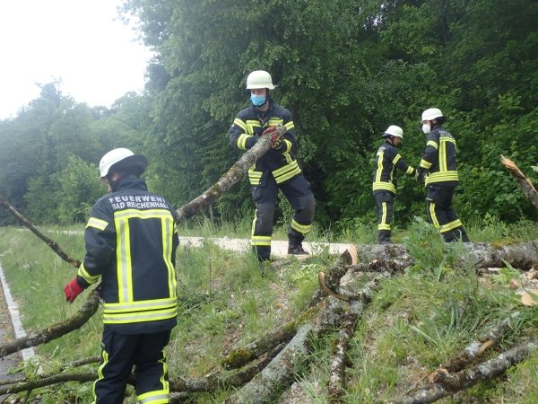 Technische Hilfeleistung vom 11.05.2020  |  (C) Feuerwehr Bad Reichenhall (2020)