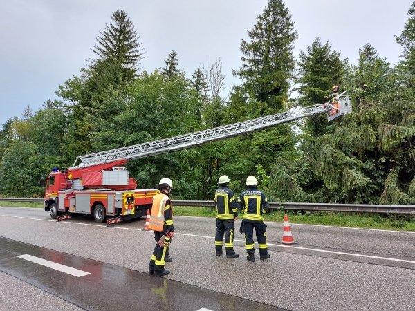 Technische Hilfeleistung vom 08.08.2021  |  (C) Feuerwehr Bad Reichenhall (2021)