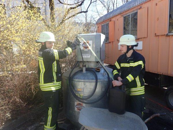 Technische Hilfeleistung vom 23.03.2019  |  (C) Feuerwehr Bad Reichenhall (2019)