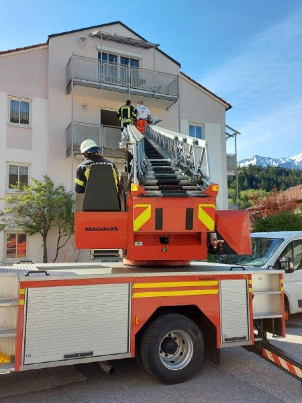 Technische Hilfeleistung vom 08.05.2021     (C) Feuerwehr Bad Reichenhall (2021)