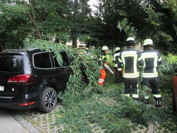Technische Hilfeleistung vom 07.08.2021  |  (C) Feuerwehr Bad Reichenhall (2021)