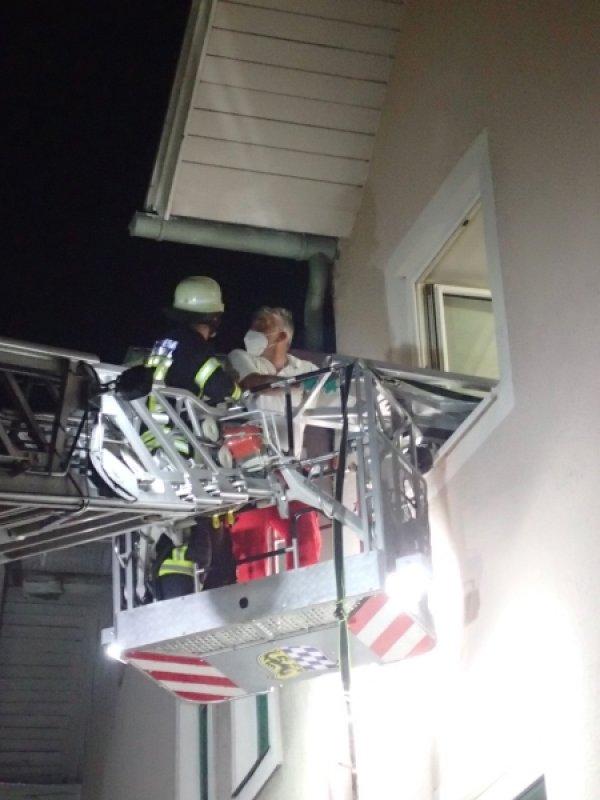 Technische Hilfeleistung vom 24.06.2021  |  (C) Feuerwehr Bad Reichenhall (2021)