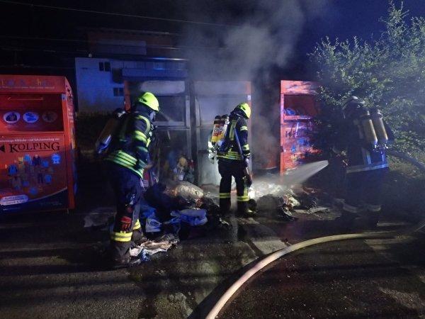 Brandeinsatz vom 18.06.2019  |  (C) Feuerwehr Bad Reichenhall (2019)