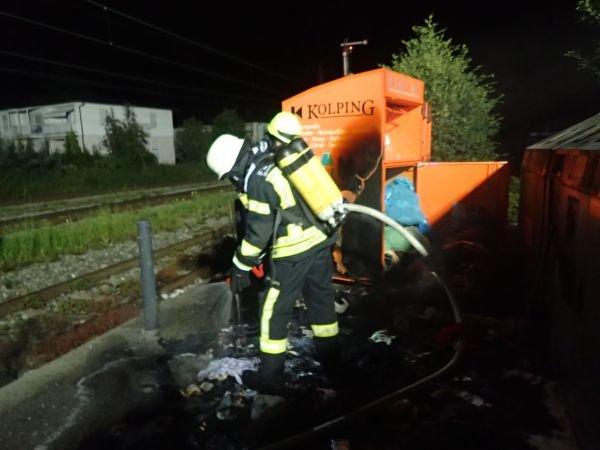 Brandeinsatz vom 09.07.2020  |  (C) Feuerwehr Bad Reichenhall (2020)