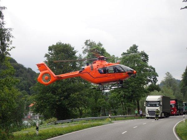 Technische Hilfeleistung vom 12.08.2019  |  (C) Feuerwehr Bad Reichenhall (2019)