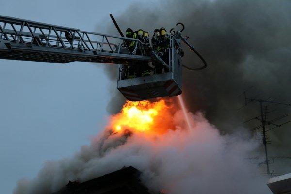 Brandeinsatz vom 04.05.2019  |  (C) Feuerwehr Bad Reichenhall (2019)